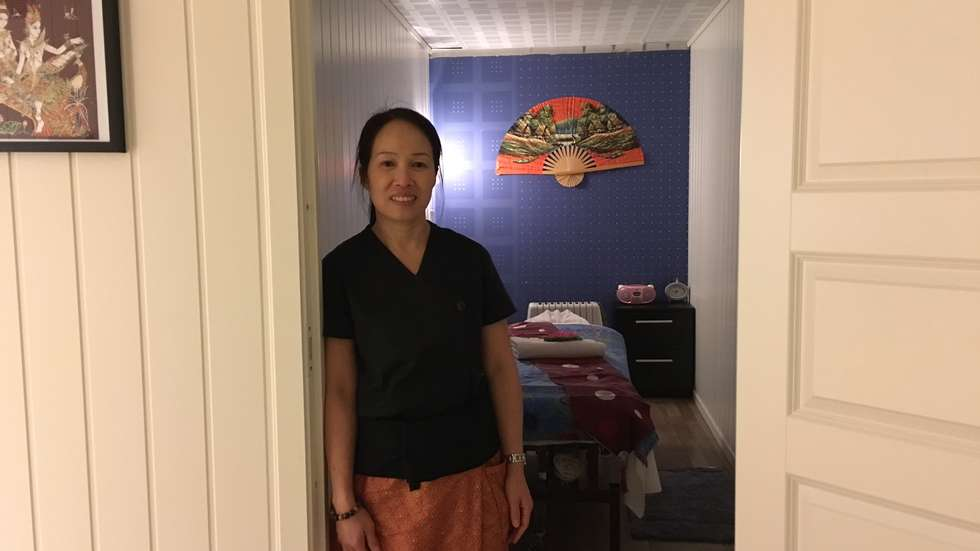 thai massage i bergen sex massasje